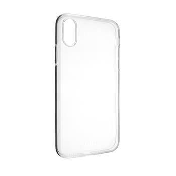 TPU gel case FIXED for Apple iPhone XS, clear