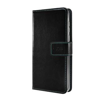 Wallet book case FIXED Opus for Huawei Y7 (2019), black