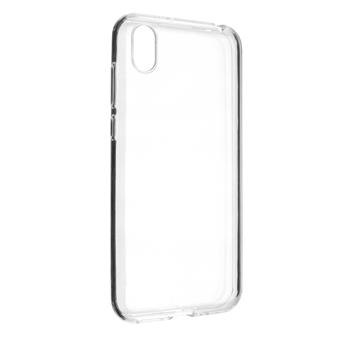 Ultrathin TPU gel case FIXED Skin for Huawei Y5 (2019), 0.6 mm, clear