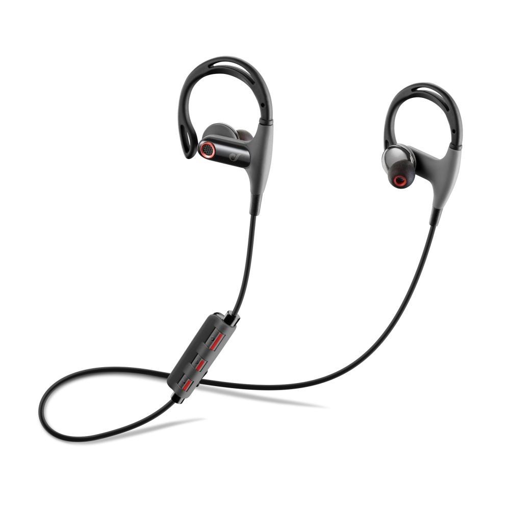 Bezdrátová In-ear stereo sluchátka Cellularline FREEDOM, černo-šedá