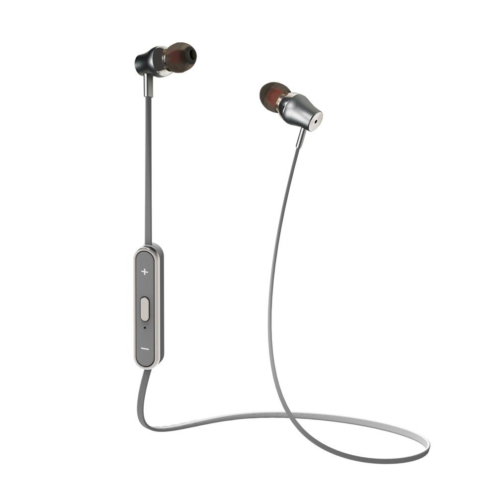 Bluetooth Stereo sluchátka CELLY, stříbrná
