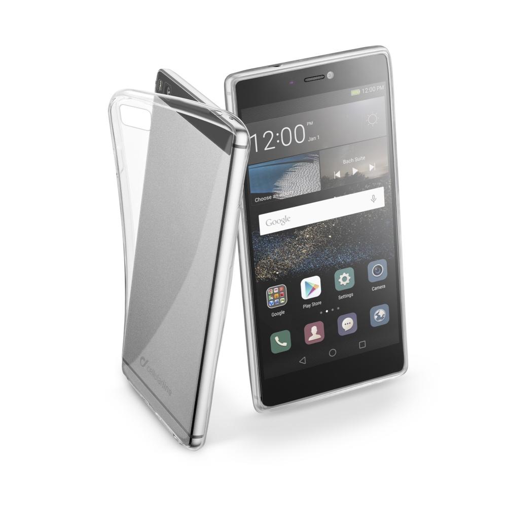 Extratenký zadní kryt CellularLine Fine pro Huawei P8, bezbarvý