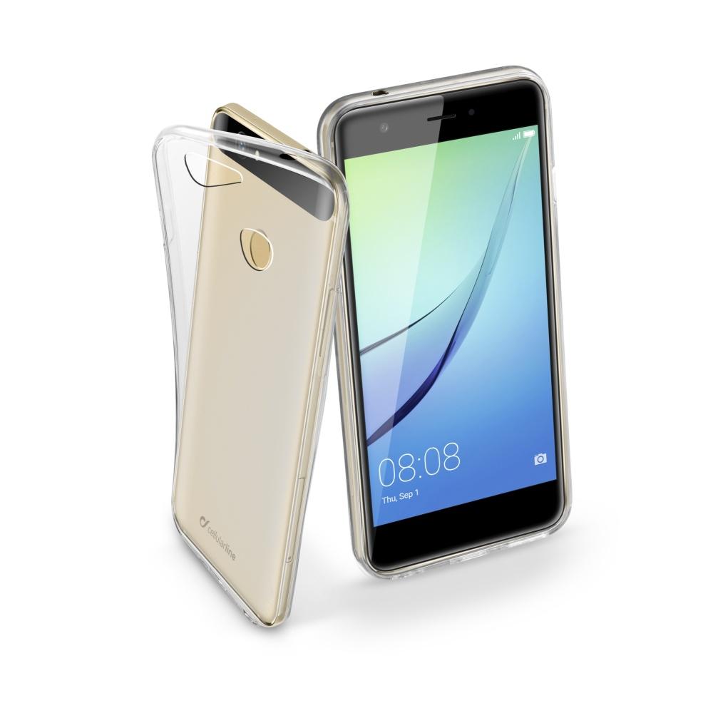 Extratenký zadní kryt CellularLine Fine pro Huawei Nova