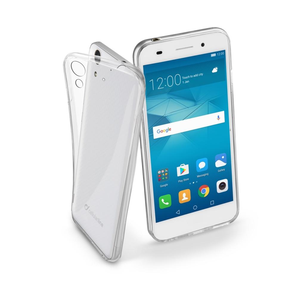 Extratenký zadní kryt CellularLine Fine pro Huawei Y6 II