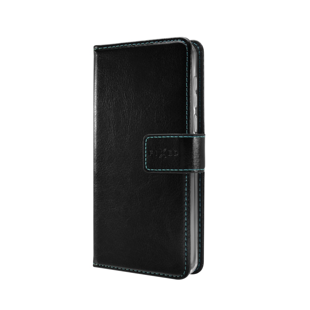 Pouzdro typu kniha FIXED Opus pro Lenovo K6 Note, černé