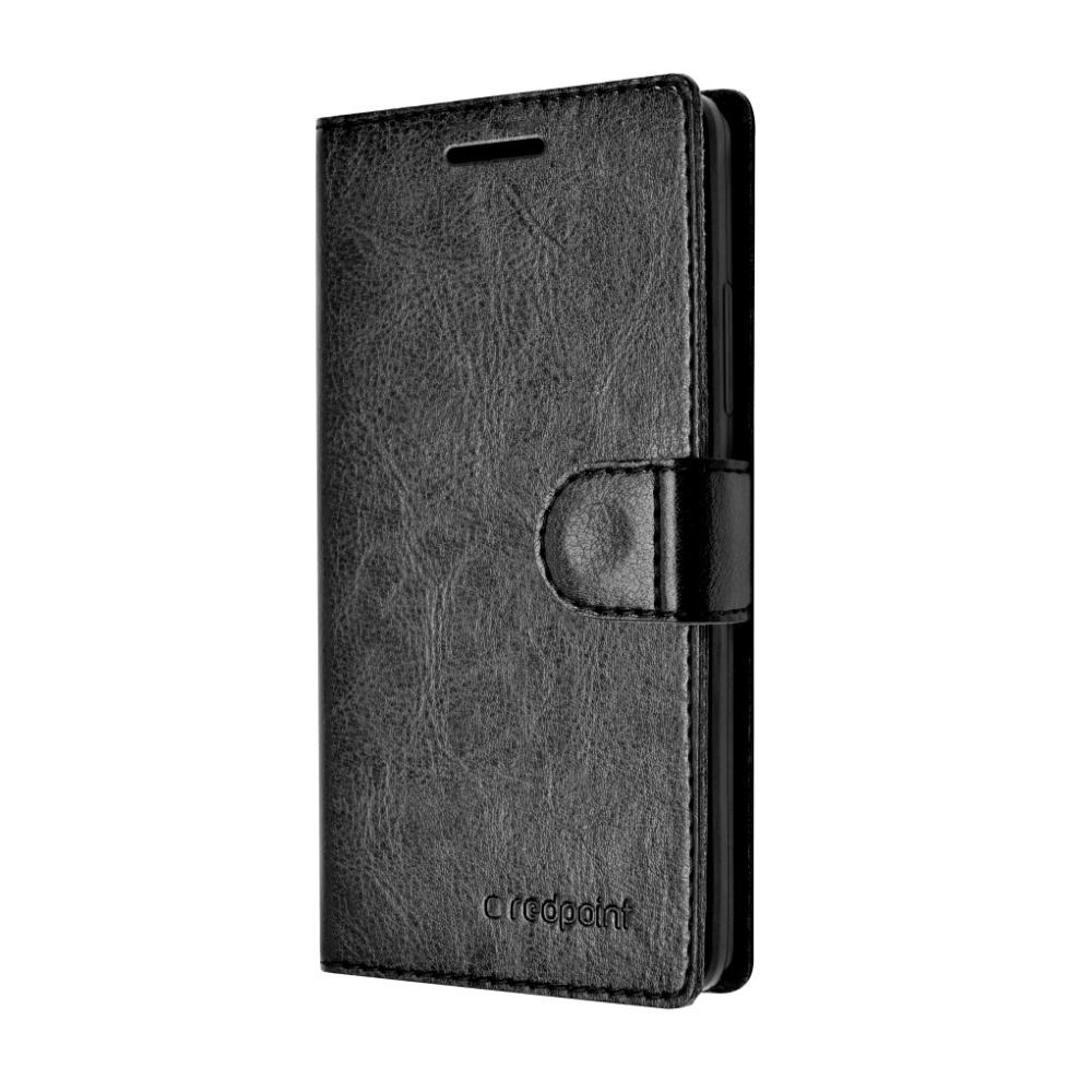 Pouzdro typu kniha FIXED FIT pro Lenovo A2010, černé