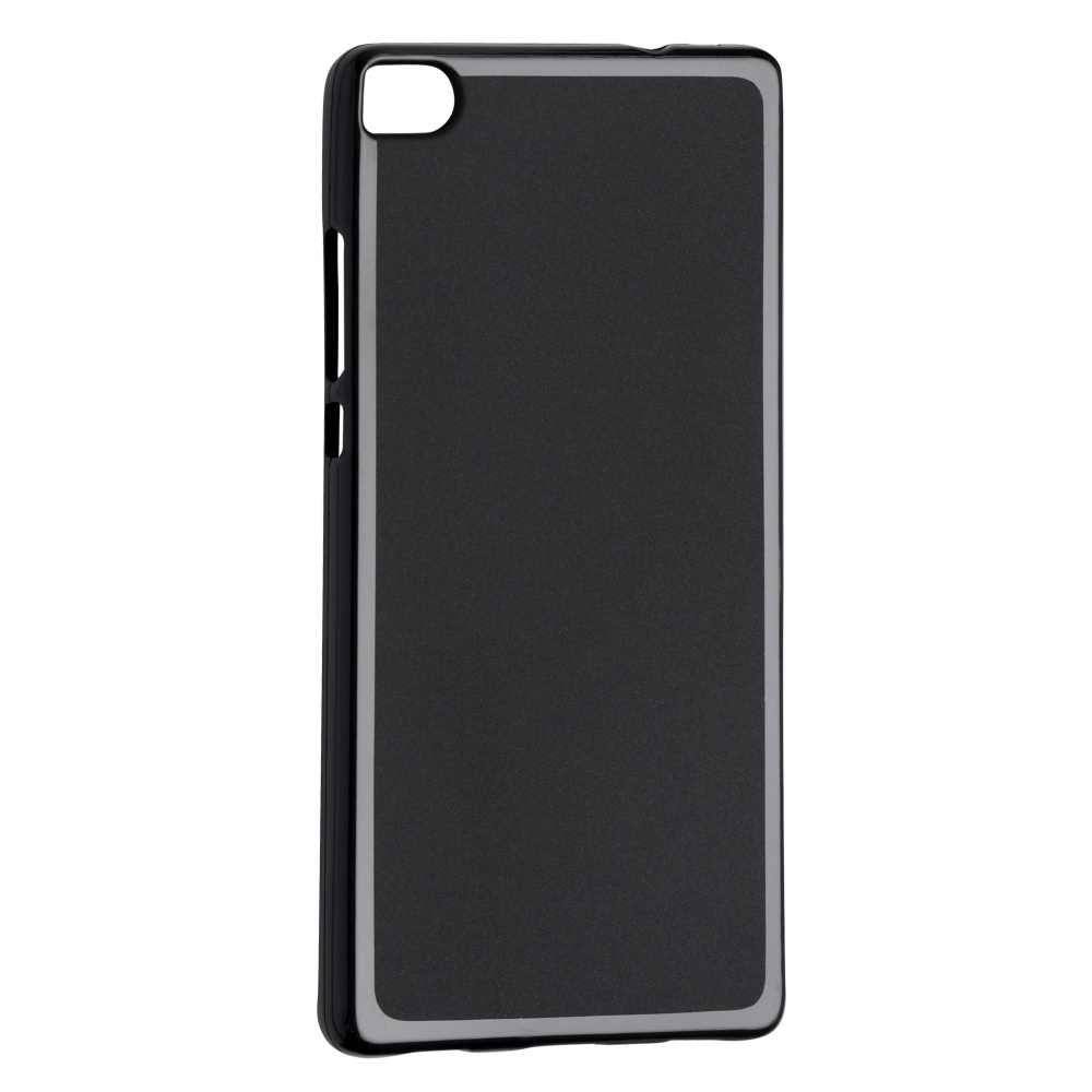 TPU gelové pouzdro FIXED pro Huawei P8, černé