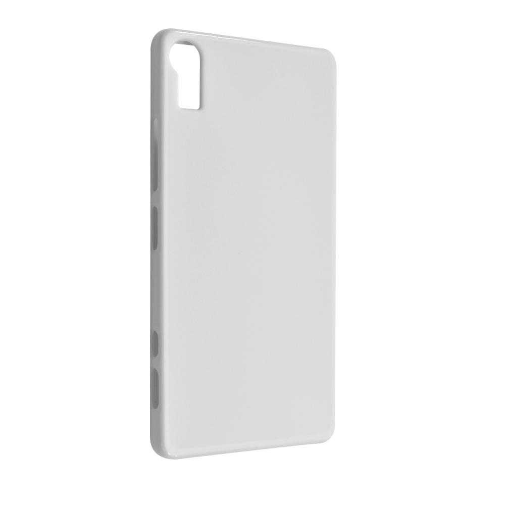TPU gelové pouzdro FIXED pro Lenovo Vibe Shot, bílé