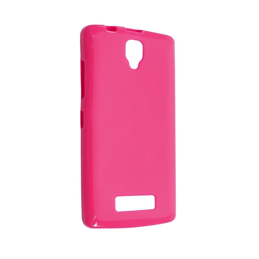 TPU gelové pouzdro FIXED pro Lenovo A2010, růžové