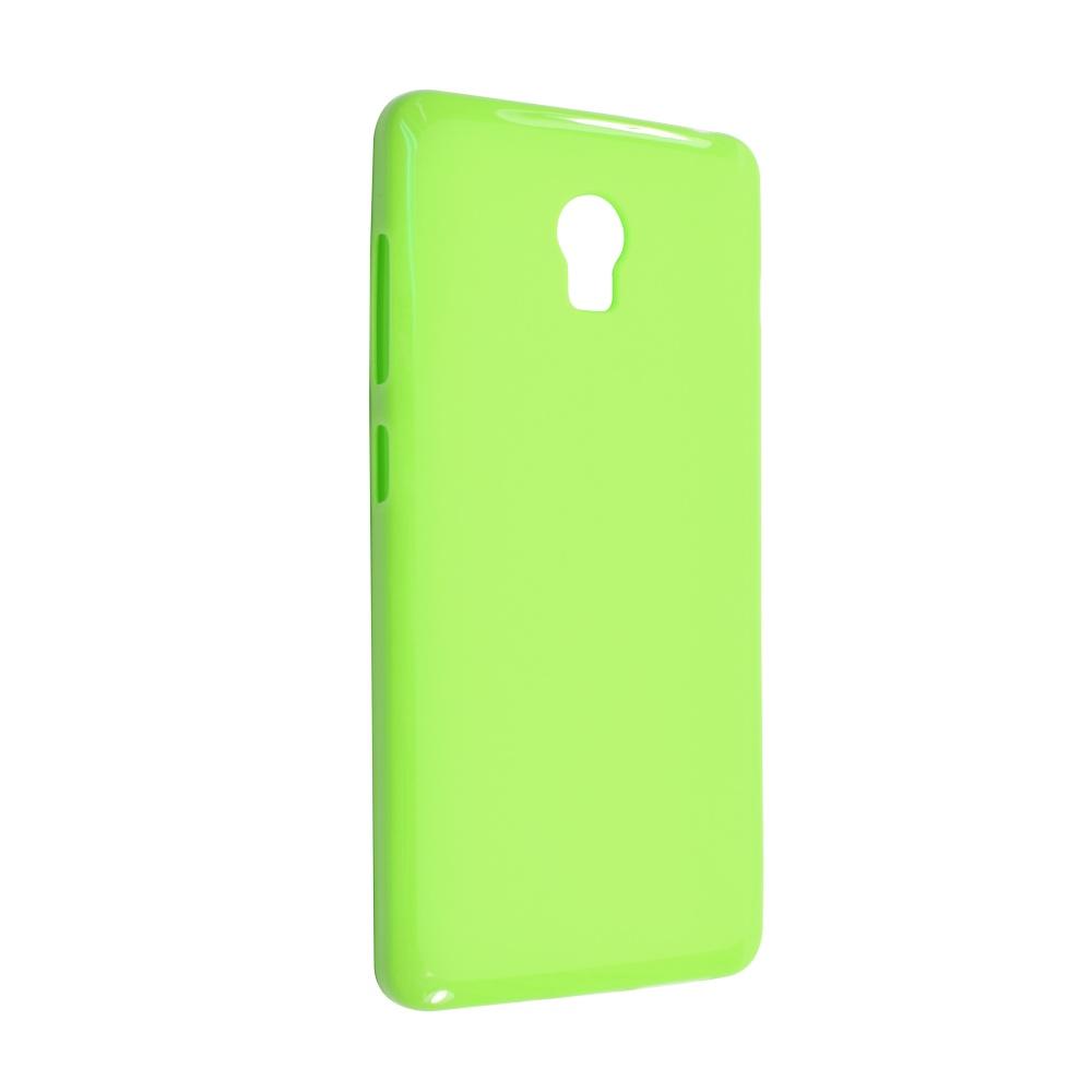 TPU gelové pouzdro FIXED pro Lenovo Vibe P1, zelené