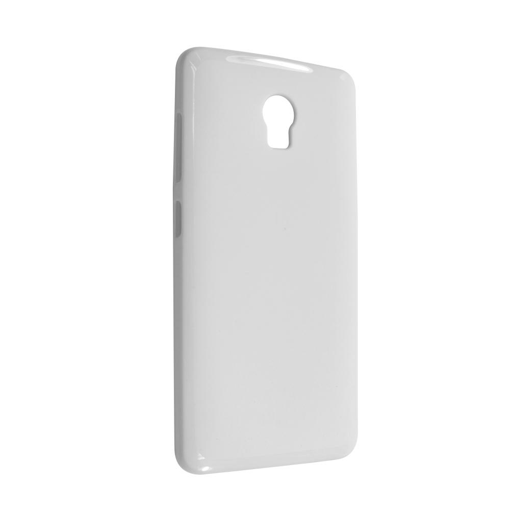 TPU gelové pouzdro FIXED pro Lenovo Vibe P1, bílé