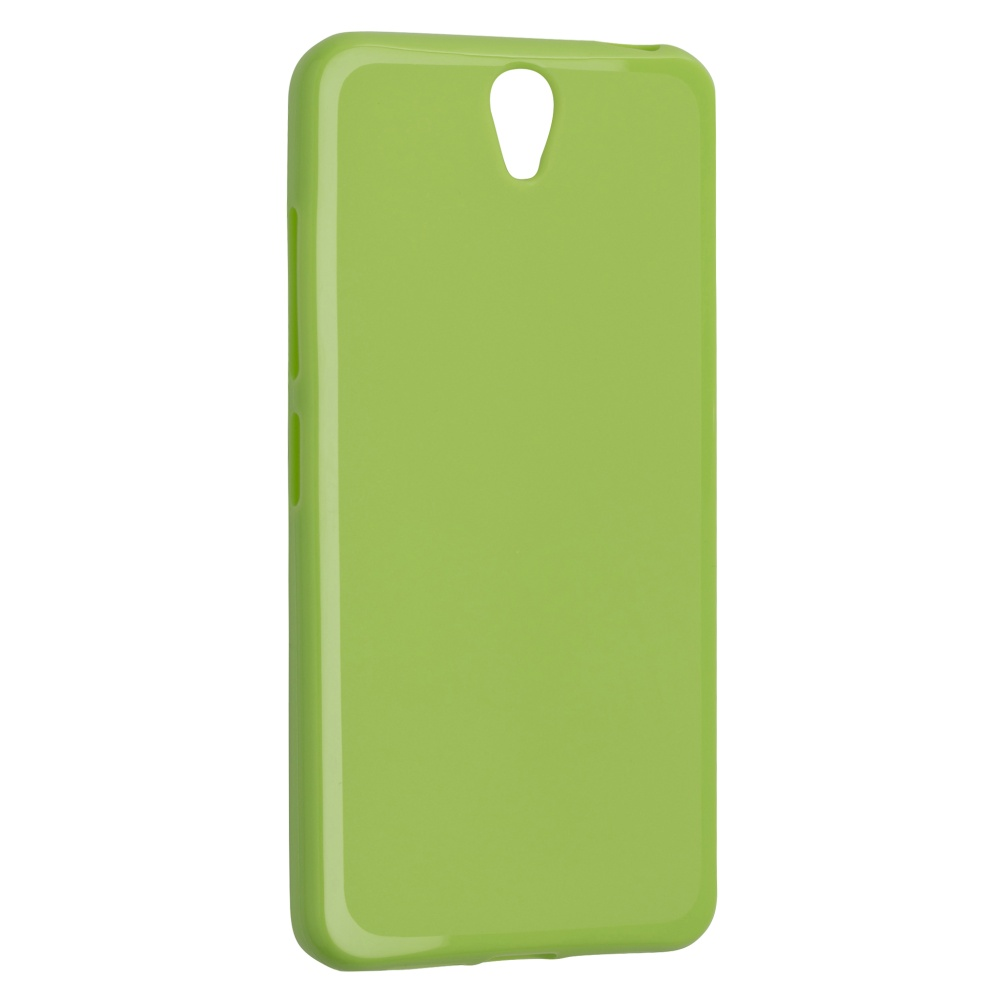 TPU gelové pouzdro FIXED pro Lenovo Vibe S1, zelené