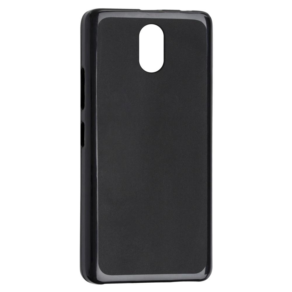 TPU gelové pouzdro FIXED pro Lenovo Vibe P1m, černé