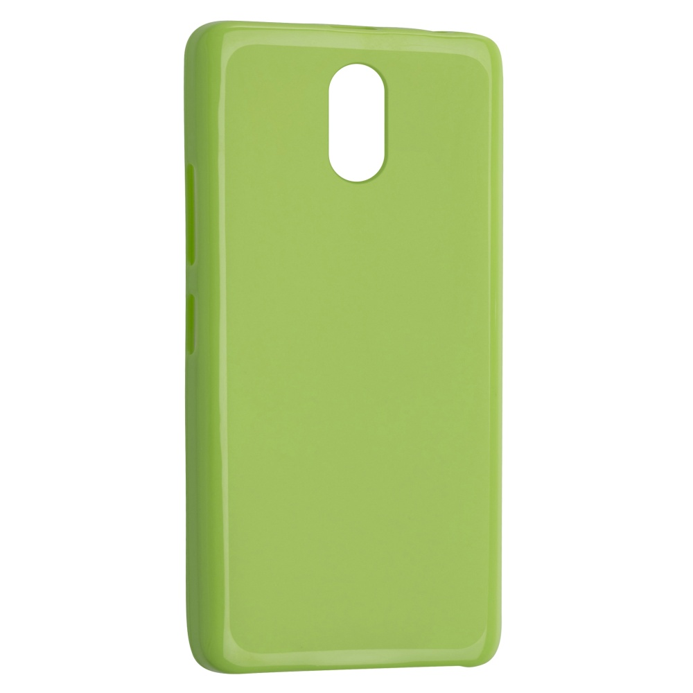 TPU gelové pouzdro FIXED pro Lenovo Vibe P1m, zelené
