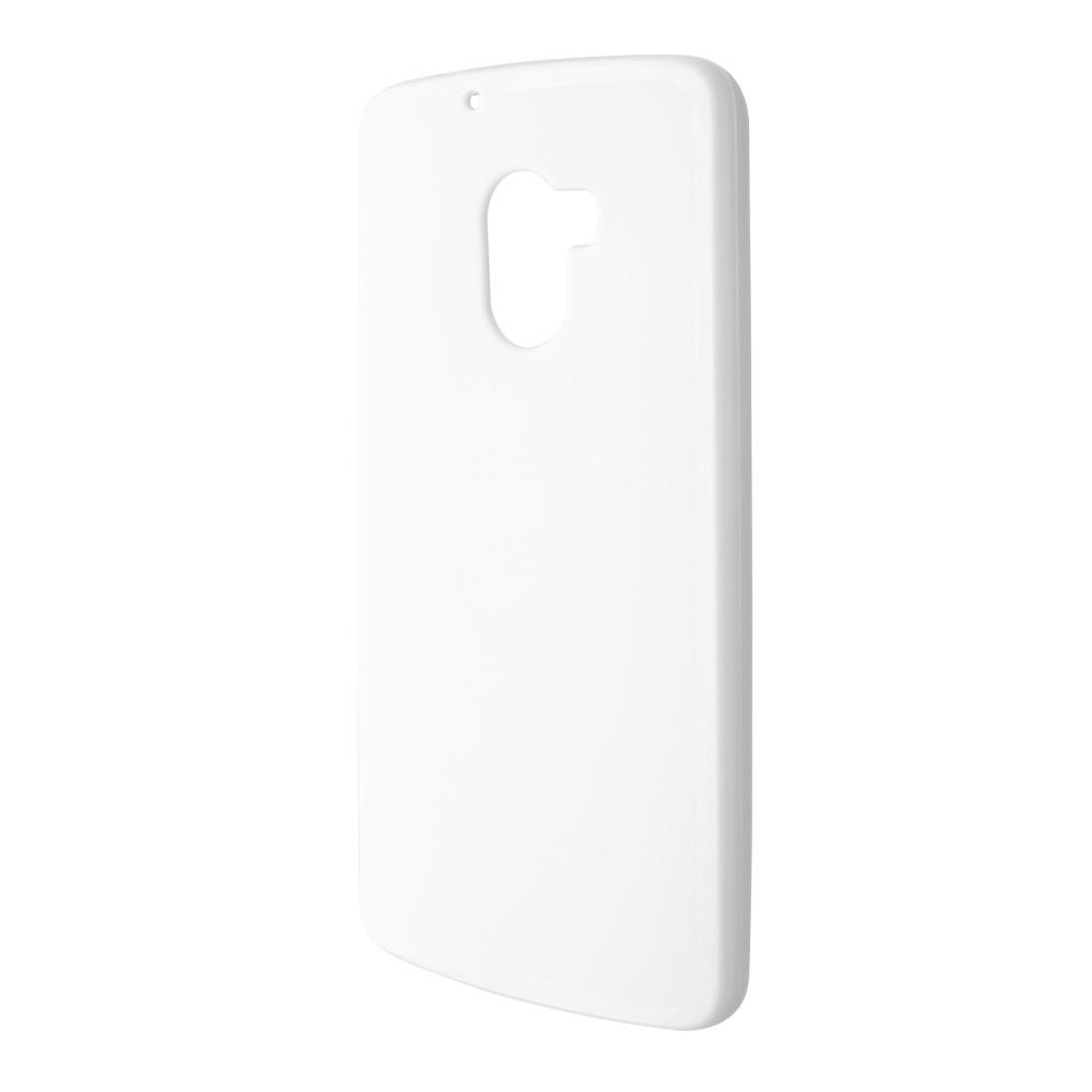 TPU gelové pouzdro FIXED pro Lenovo A7010, bílé