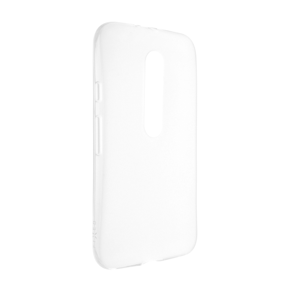TPU gelové pouzdro FIXED pro Moto G (3.generace), matné