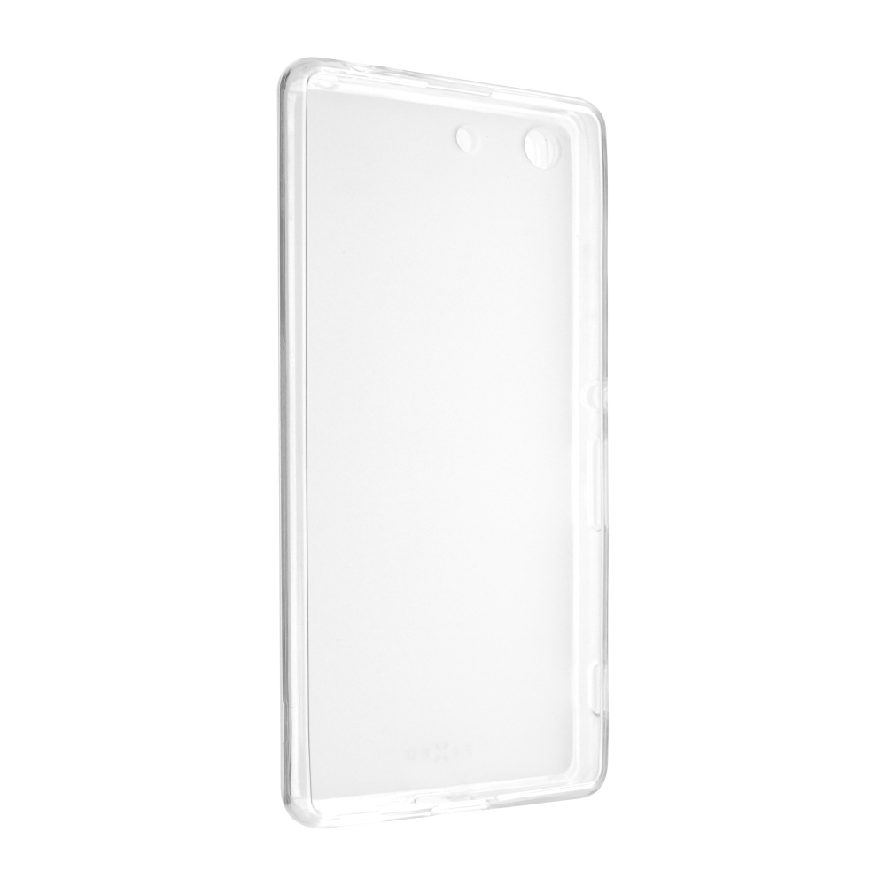 TPU gelové pouzdro FIXED pro Sony Xperia M5, matné
