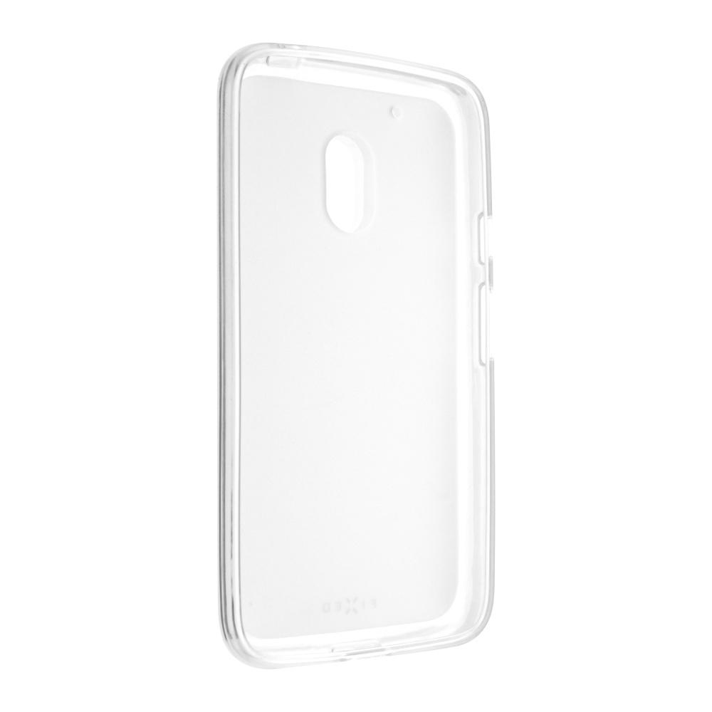 TPU gelové pouzdro FIXED pro Moto G4 Play, matné