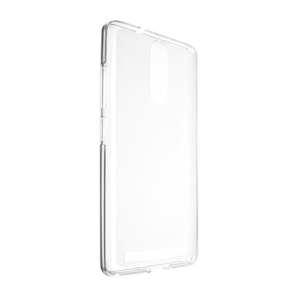 TPU gelové pouzdro FIXED pro Lenovo Vibe K5 Note, matné