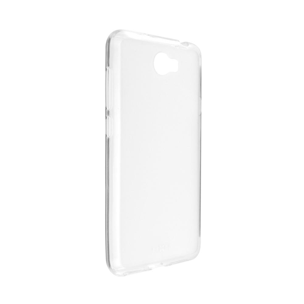 TPU gelové pouzdro FIXED pro Huawei Y6 II Compact, matné