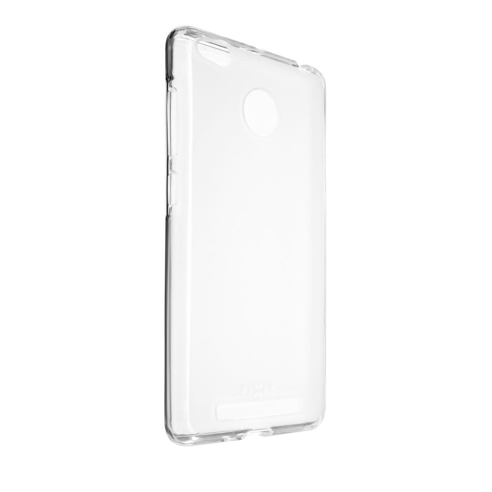 TPU gelové pouzdro FIXED pro Xiaomi Redmi 3S/Redmi 3 Pro Global, matné