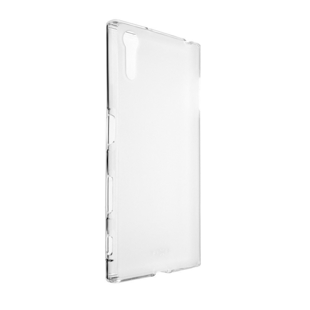 TPU gelové pouzdro FIXED pro Sony Xperia XZ, matné