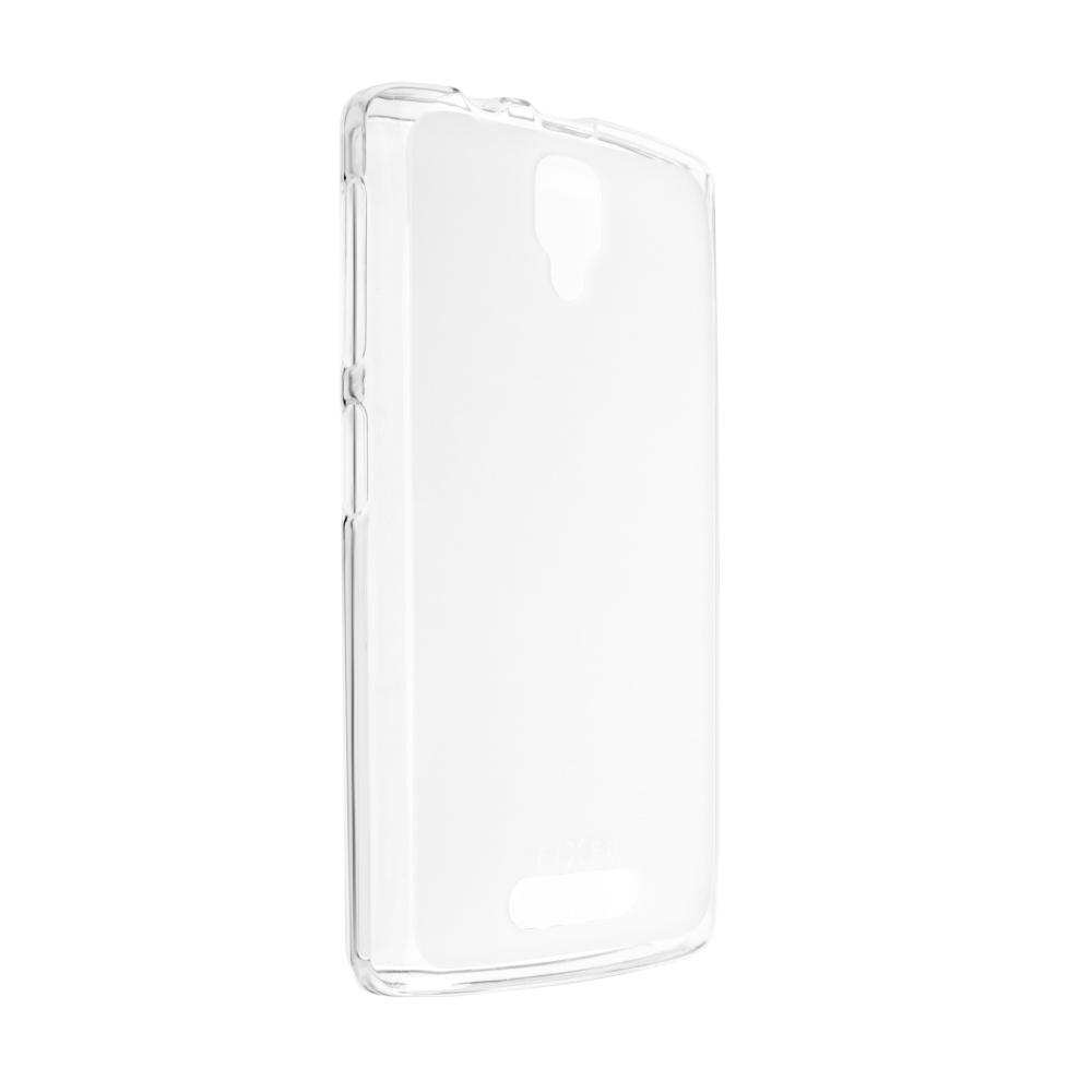 TPU gelové pouzdro FIXED pro Lenovo A, matné