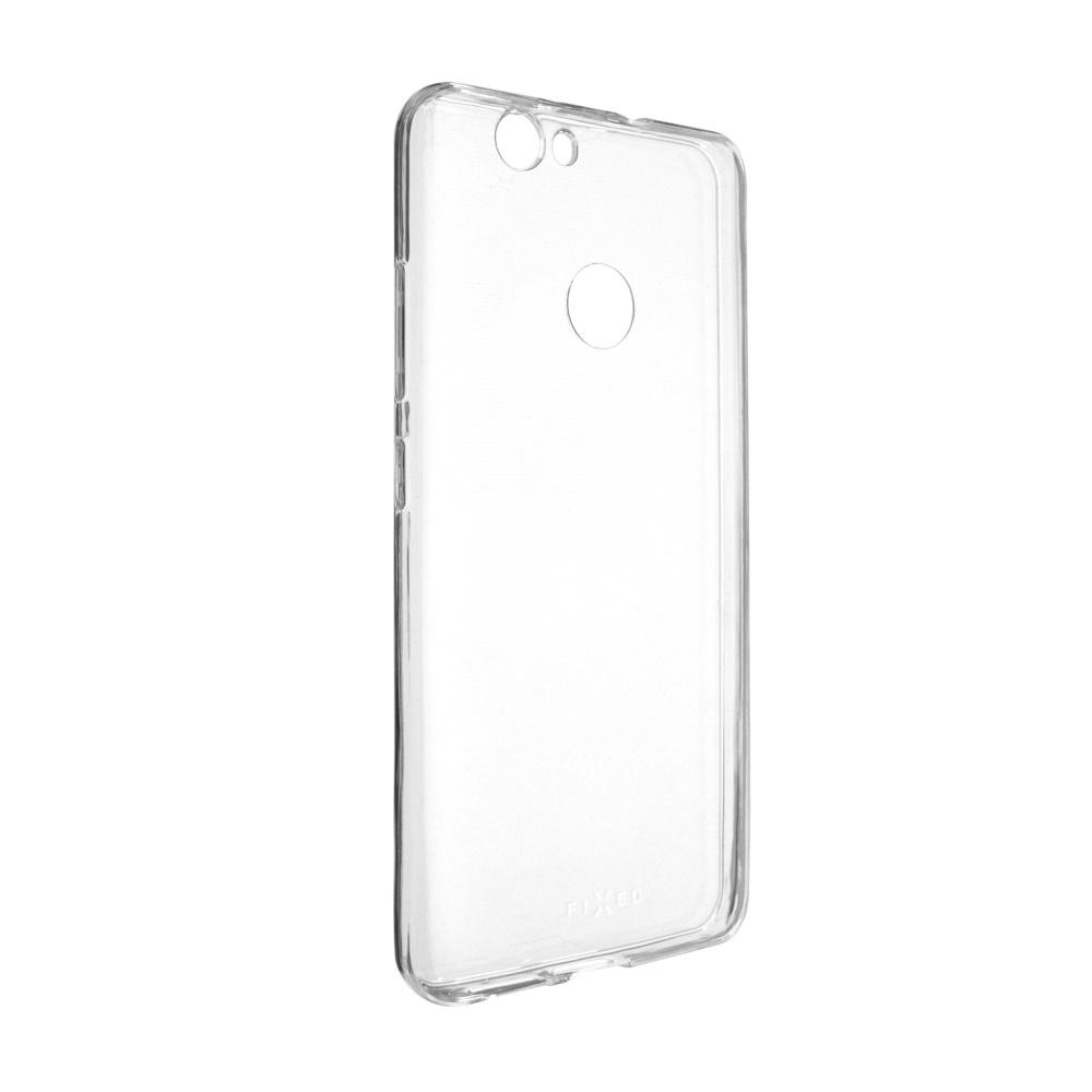 Ultratenké TPU gelové pouzdro FIXED Skin pro Huawei Nova, 0,6 mm, čiré