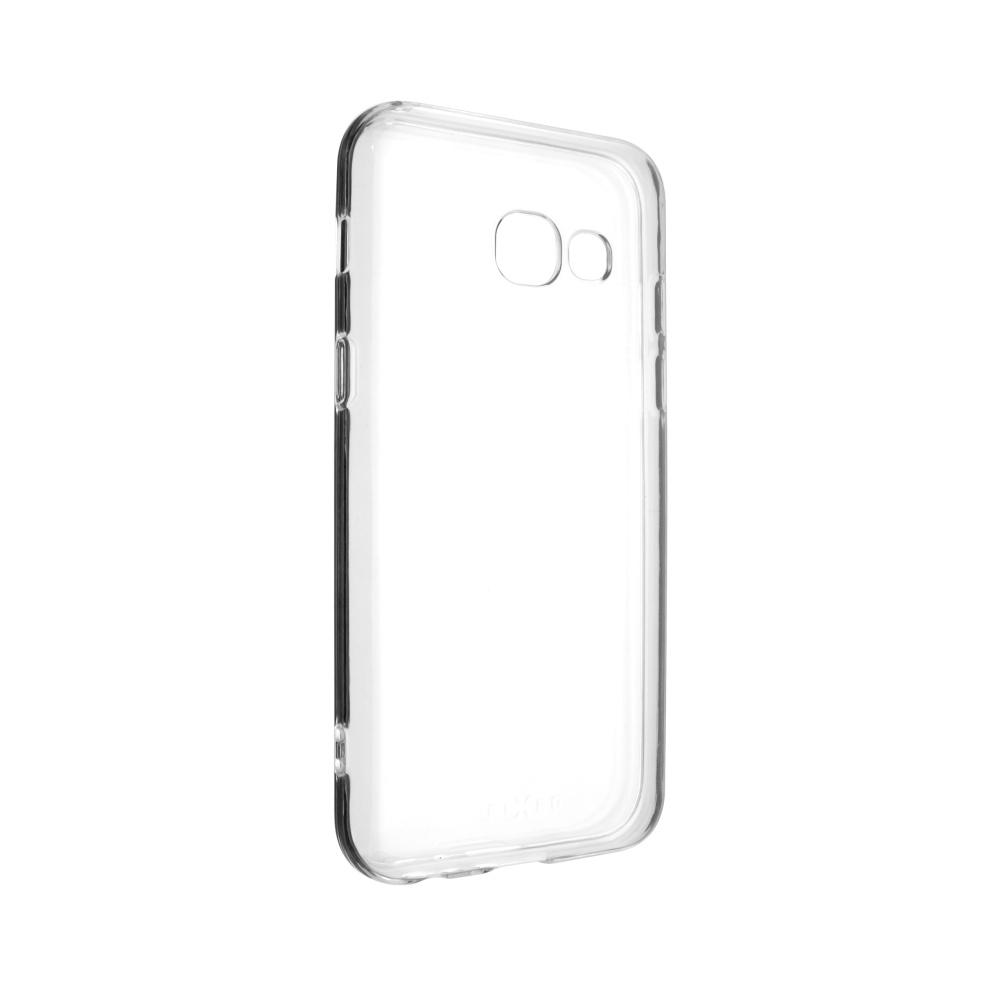 Ultratenké TPU gelové pouzdro FIXED Skin pro Samsung Galaxy A3 (2017), 0,6 mm, čiré