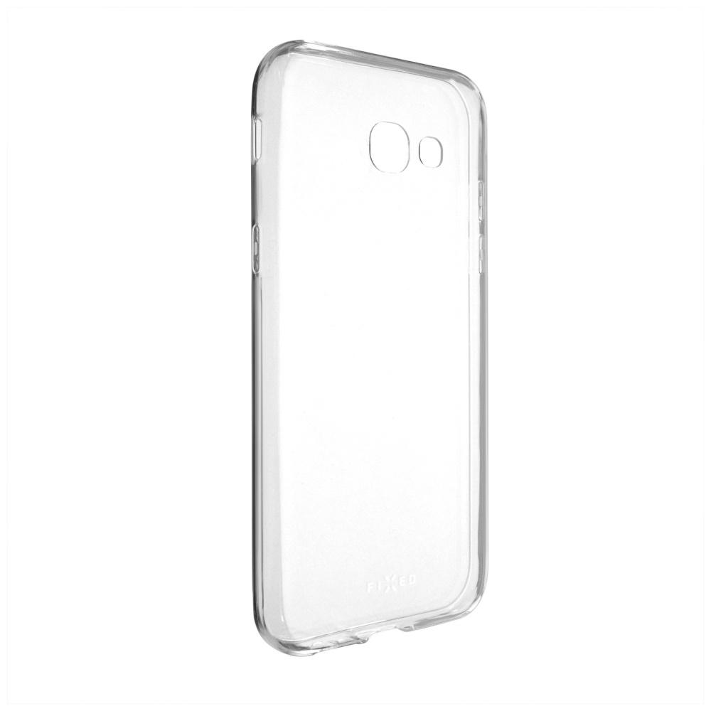 Ultratenké TPU gelové pouzdro FIXED Skin pro Samsung Galaxy A5 (2017), 0,6 mm, čiré