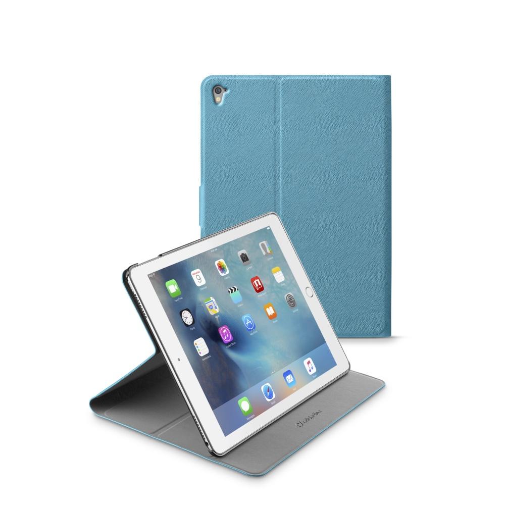 "Pouzdro se stojánkem CellularLine FOLIO pro Apple iPad Pro 9,7"" a Apple iPad Air 2, zelené"
