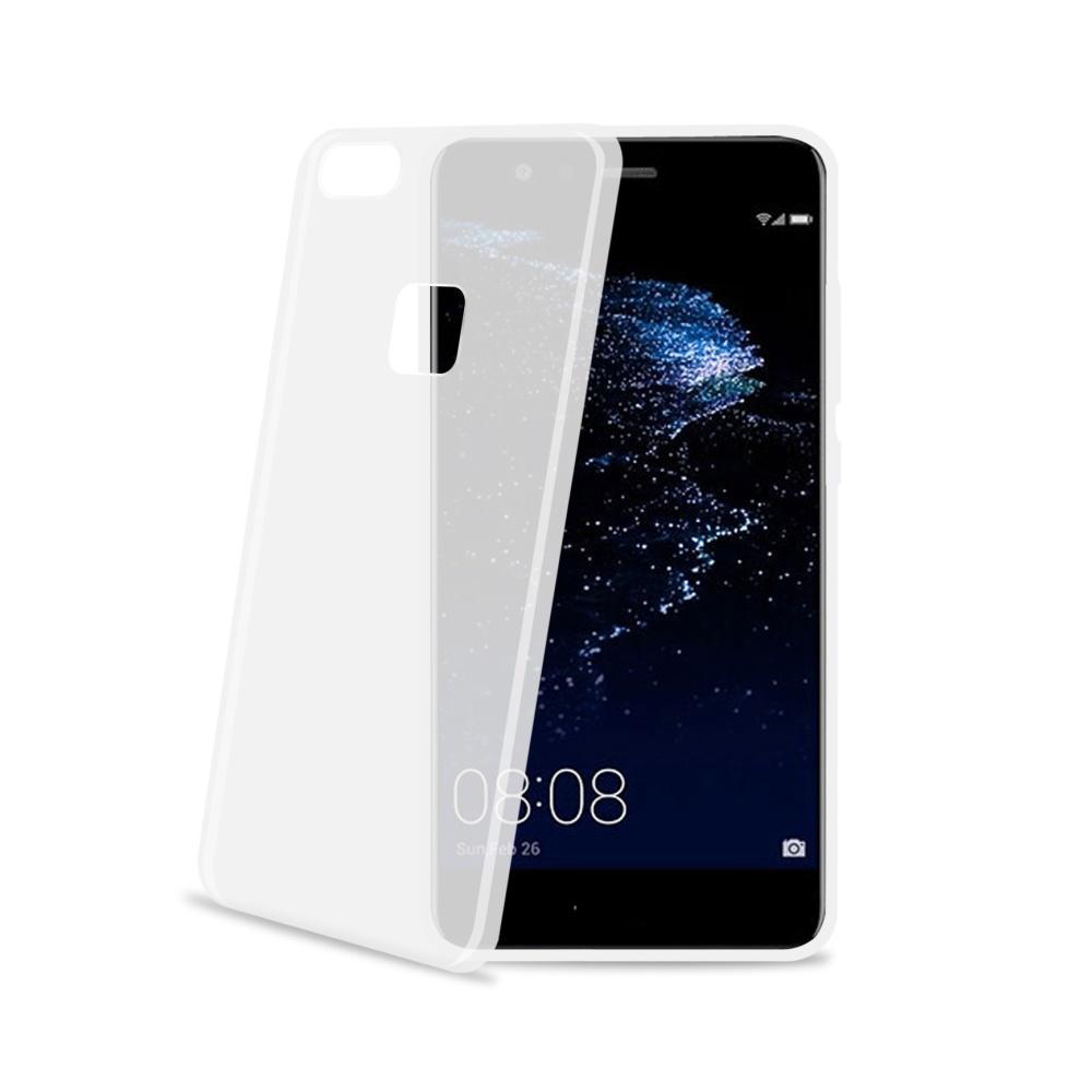 Ultra tenké TPU pouzdro CELLY Frost pro Huawei P10 Lite, 0,29 mm, bílé
