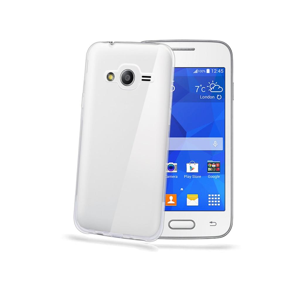 TPU pouzdro CELLY Gelskin pro Samsung Galaxy Trend 2 Lite, bezbarvé