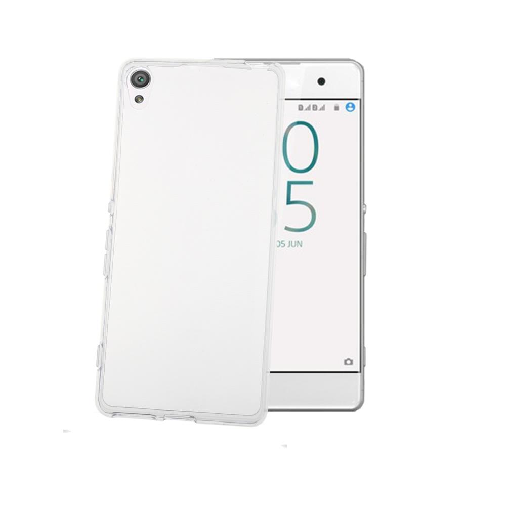 TPU pouzdro CELLY Gelskin pro Sony Xperia XA, bezbarvé