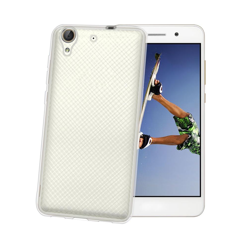 TPU pouzdro CELLY Gelskin pro Huawei Y6 II/Honor 5A, bezbarvé