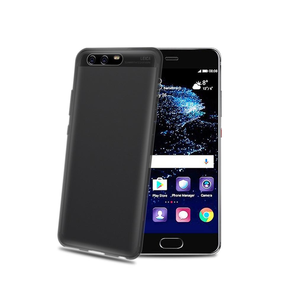 TPU pouzdro CELLY Gelskin pro Huawei P10, černé