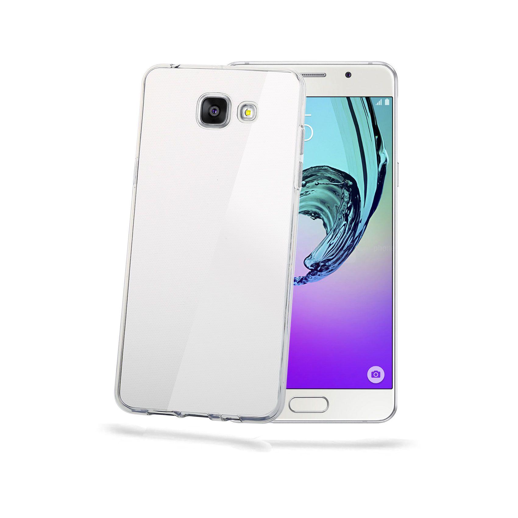 TPU pouzdro CELLY Gelskin pro Samsung Galaxy A5 (2017), bezbarvé