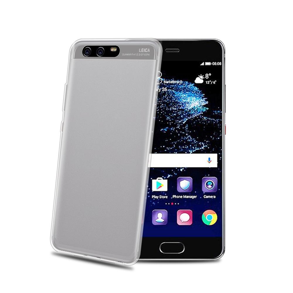 TPU pouzdro CELLY Gelskin pro Huawei P10 Plus, bezbarvé