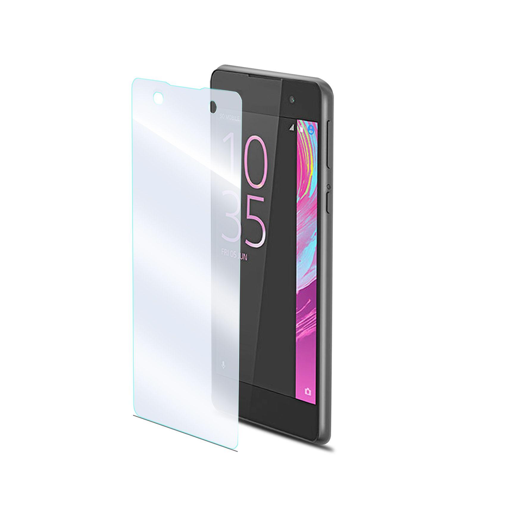 Ochranné tvrzené sklo CELLY Glass pro Sony Xperia E5