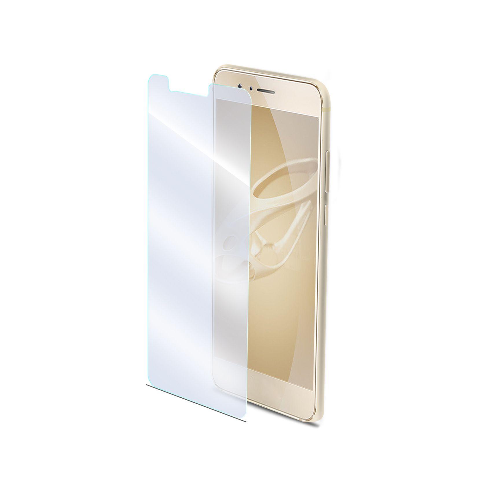 Ochranné tvrzené sklo CELLY Glass antiblueray pro Huawei Honor 8, s ANTI-BLUE-RAY vrstvou