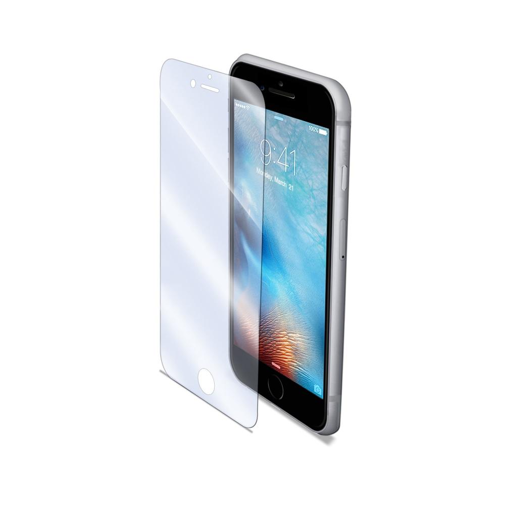Ochranné tvrzené sklo CELLY Glass antiblueray pro Apple iPhone 6/6S/7/8