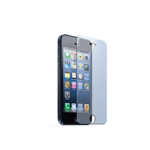 Ochranné tvrzené sklo CELLY Glass pro Apple iPhone 5/5S/SE s ANTI-BLUE-RAY vrstvou
