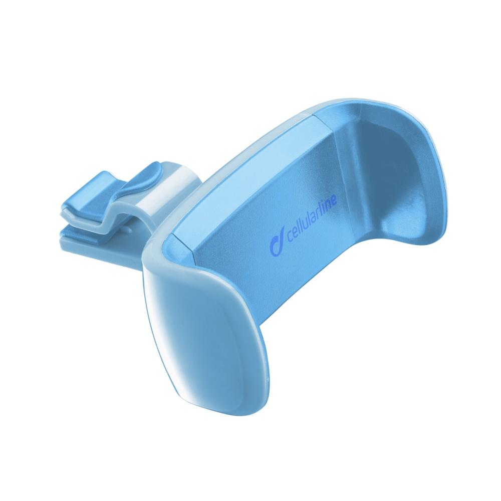 STYLE&COLOR univerzální držák Cellularline do ventilace, modrý