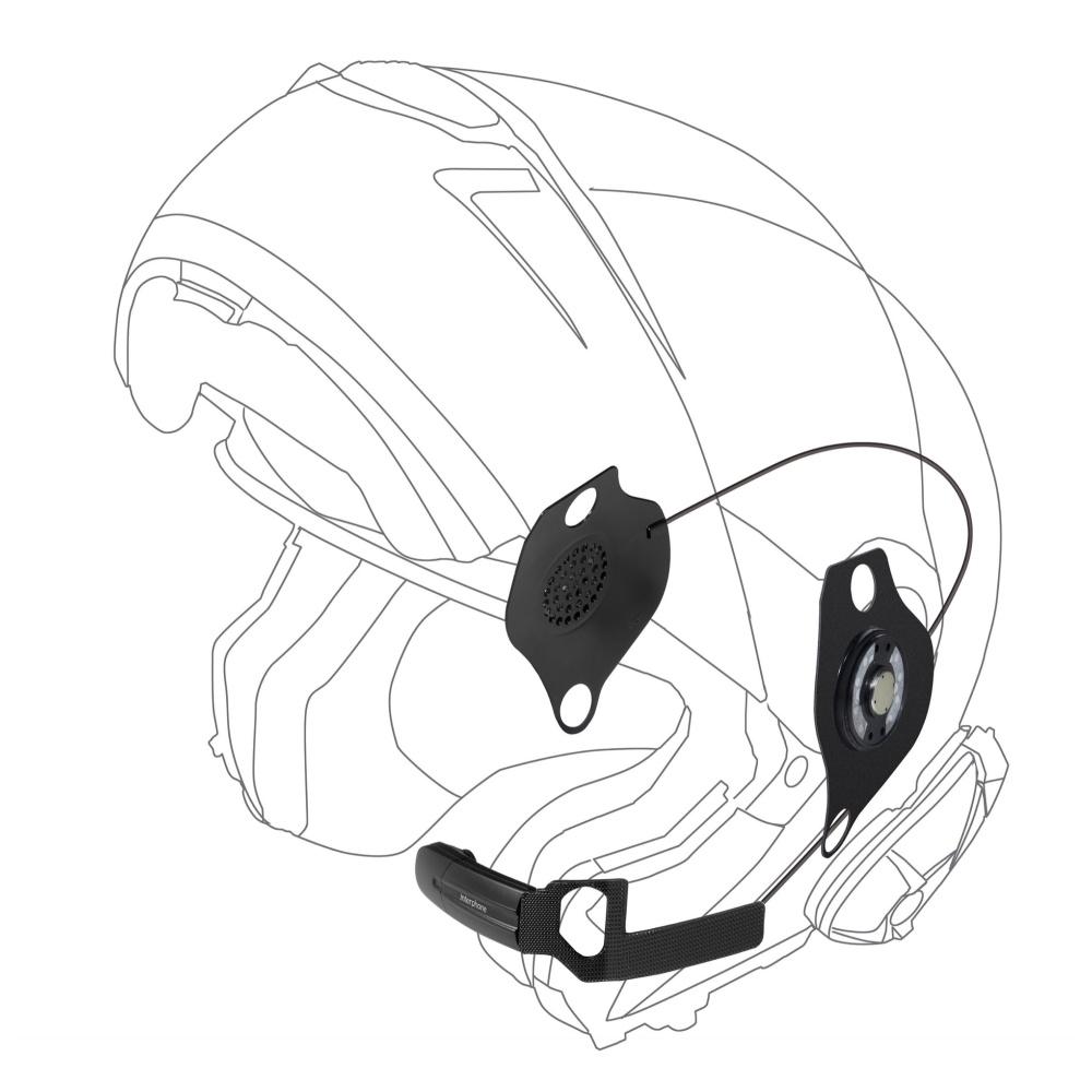 Audio kit Interphone pro helmy SCHUBERT