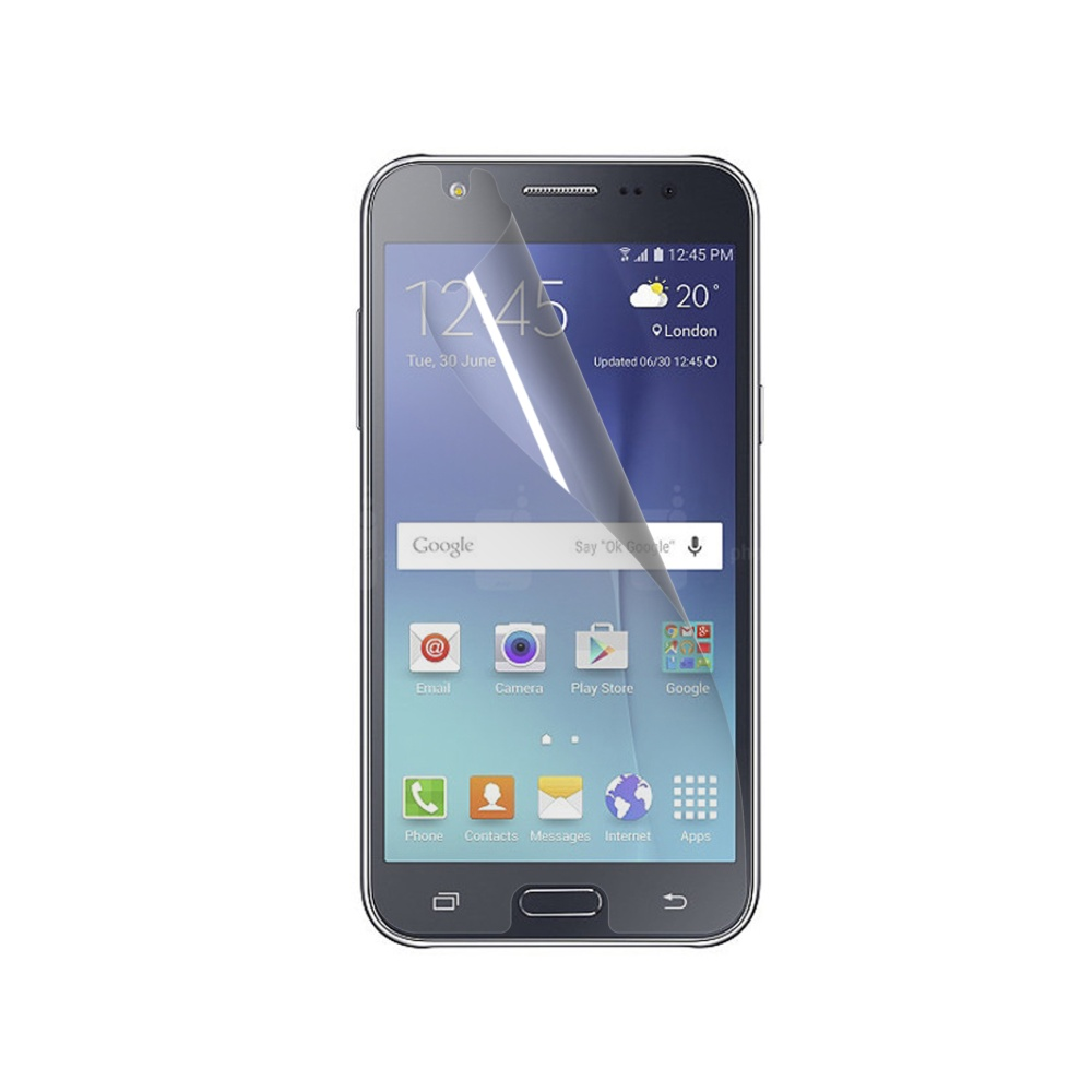 Prémiová ochranná fólie displeje CELLY Perfetto pro Samsung Galaxy J5, lesklá, 2ks