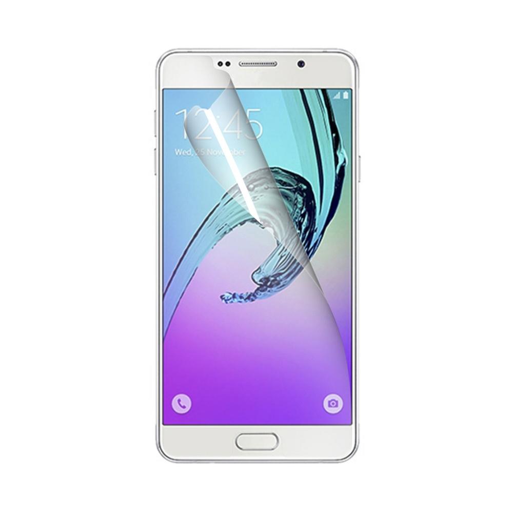 Prémiová ochranná fólie displeje CELLY Perfetto pro Samsung Galaxy A7 (2016), lesklá, 2ks