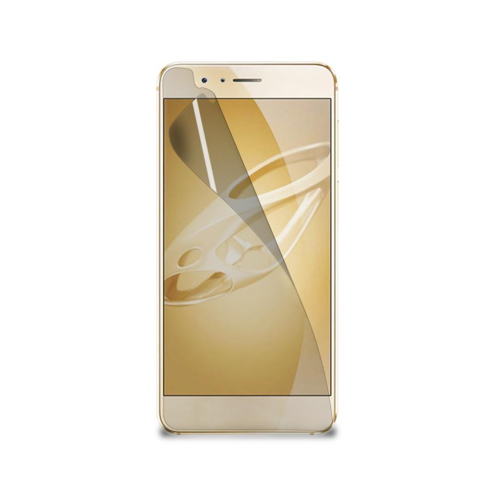 Prémiová ochranná fólie displeje CELLY Perfetto pro Huawei Honor 8, lesklá, 2ks