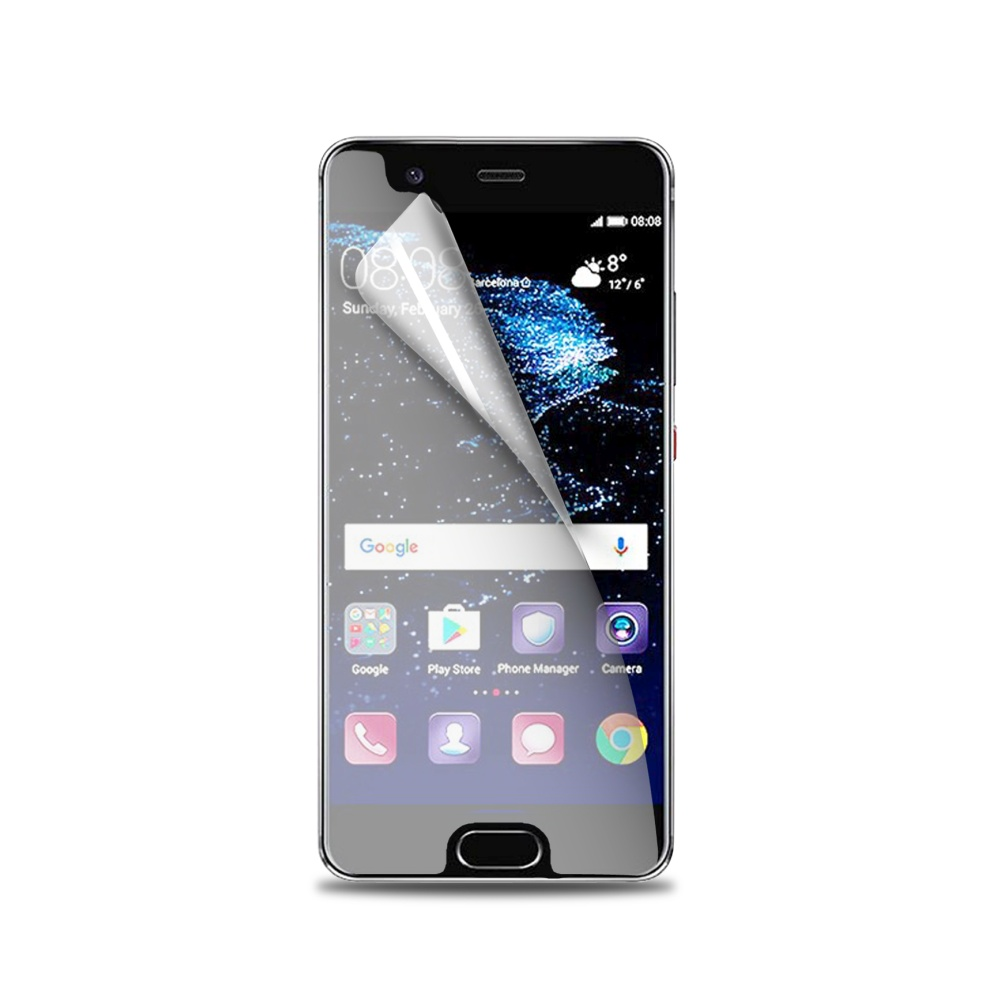 Prémiová ochranná fólie displeje CELLY Perfetto pro Huawei P10, lesklá, 2ks