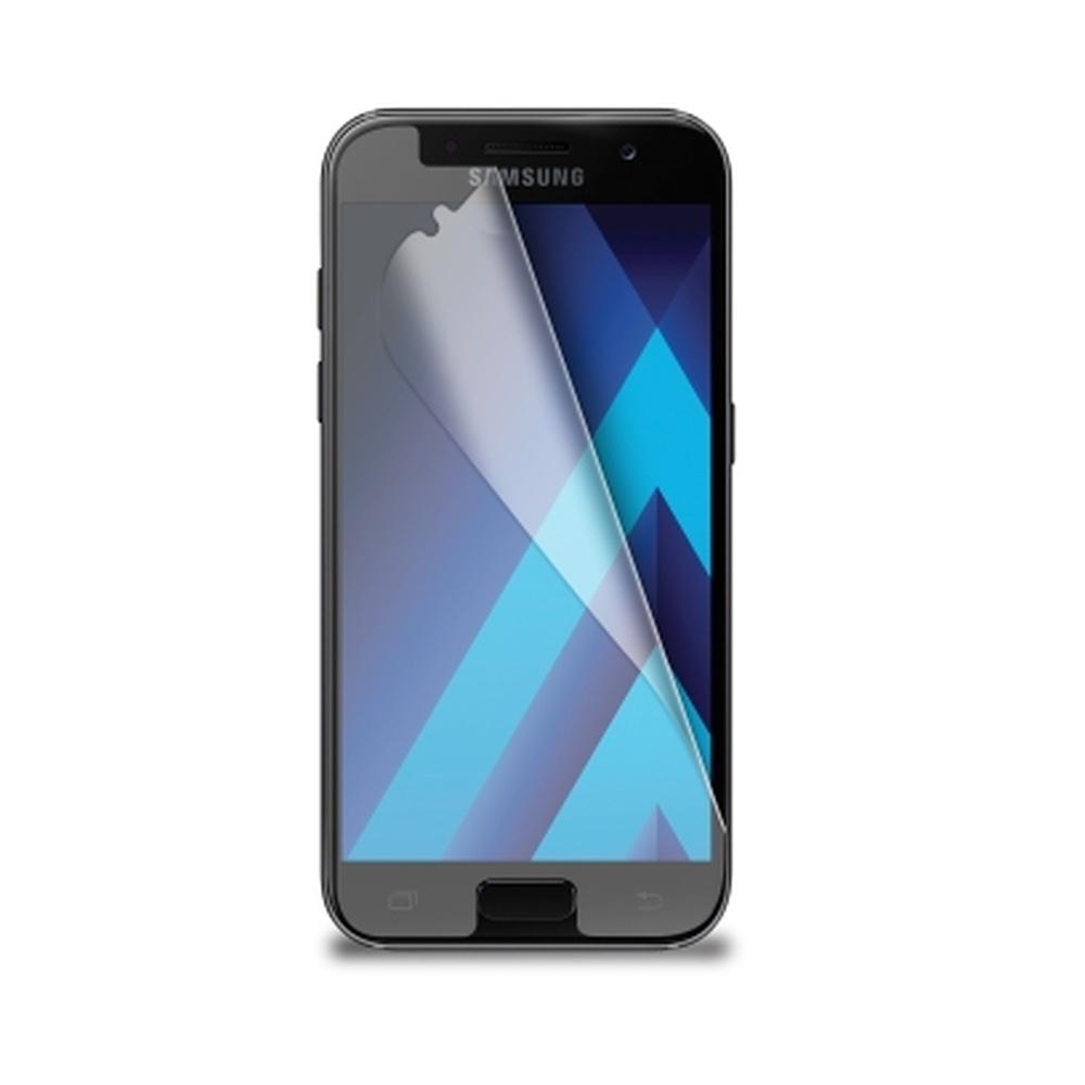 Prémiová ochranná fólie displeje CELLY Perfetto pro Samsung Galaxy A7 (2017), lesklá, 2ks