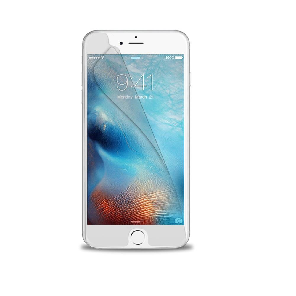 Prémiová ochranná fólie displeje CELLY Perfetto pro Apple iPhone 6/6S/7/8, lesklá, 2ks